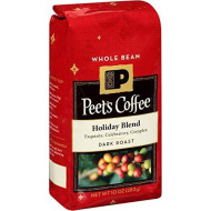 Peet'S Coffee Holiday Blend Coffee Bag, Whole Bean, 10 Ounce