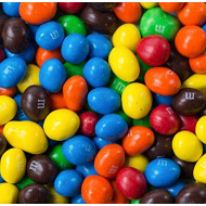RiverFinn M&M's Peanut Bulk Wholesale - 10 Full Pounds - Perfect For Parties, Events, Gifts, Favors, Movie & Game Nights, Baking & More!