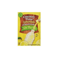 Country Time Lemonade To Go Singles (Pack Of 2) 10 Count Boxes
