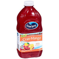 Ocean Spray Cranberry Mango Juice, 64 Oz