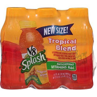 V8 Splash Tropical Blend, 12 Oz. Bottle (2 Packs Of 6, Total Of 12)