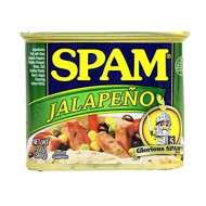 Spam With Jalapeno Peppers (Pack Of 2) 12 Oz Cans