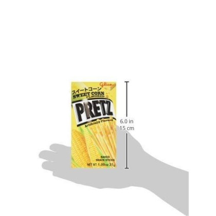 Pretz Biscuit Stick, Sweet Corn Flavored, 1.09 Ounce (Pack Of 10)