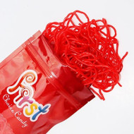 Red Strawberry Licorice Laces 1 LB