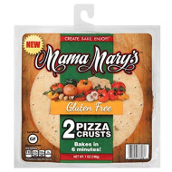 Pizza Crust Gf 7In 2Pk 7Oz