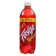 Faygo Red Pop, 24 oz Bottles (24 Pack)