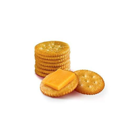 Ritz Salted Snack Crackers, 3.4 Oz