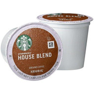 Starbucks Starbucks House Blend, 72 Count