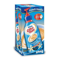 Nestle Coffee-Mate Coffee Creamer, French Vanilla,  Liquid Pump Bottle, 50.7 Fl. Oz (Pack Of 1)