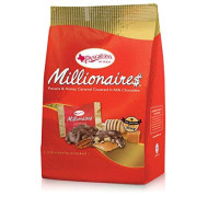 Pangburn'S Millionaires Gusset Bag 16.75 Ounce Pangburn'S Millionaires Gusset Bag 16.75 Ounce; Buttery Pecans, Creamy Caramel, Honey, And Mouthwatering Milk Chocolate; Texas Born, And Loved By All