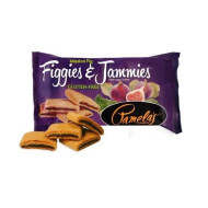 Pamela's Products Gluten Free Figgies and Jammies Cookies, Mission Fig, 9 Ounce