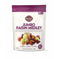 Wellsley Farms Jumbo Raisin Medley, 2 Lbs.