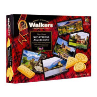 Walkers Assorted Shortbread Cookies, 35.3 Ounces