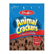 Stauffer'S Animal Crackers, Chocolate, 8 Oz (Pack Of 2)