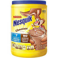 Nestle Nesquik Chocolate Flavored Powder (2.61 Lb.) (Pack Of 2)