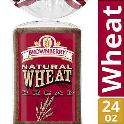 Brownberry Natural Wheat Bread, 24 oz