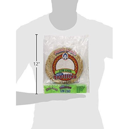 Mama Lupe's 7-inch Low-Carb Tortillas pack of 10