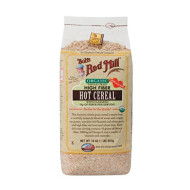 Bob's Red Mill Organic Whole Grain High Fiber Hot Cereal, 16-ounce