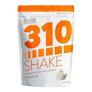 Vanilla Plant Protein Powder And Meal Replacement Shake | 310 Shakes Are Gluten And Dairy Free, Soy Protein And Sugar Free | Includes Recipe Ebook | 28 Servings