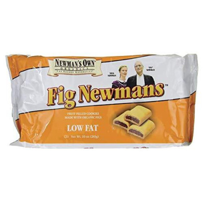 Newman'S Own Fig Newmans, Low Fat, 10-Ounce Package