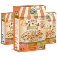 Bakery On Main Gluten-Free, Non-Gmo Ancient Grains Instant Oatmeal, Variety Pack, 10.5 Ounce/6 Count Box (3 Count)