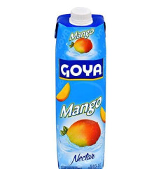 Goya Foods Mango Nectar, Prisma, 33.79 Ounce (Pack Of 12)