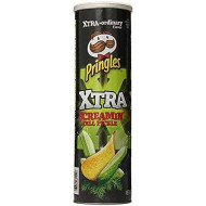 Pringles Extreme Screaming Dill Pickle Chips 5.5 Ounce 2 Pack