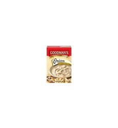 Goodman'S Onion Soup & Dip Mix Kosher For Passover 2.75 Oz. Pack Of 6.