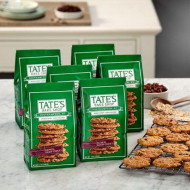 Tate's Bake Shop 6 Pack Oatmeal Raisin Cookies