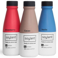 Soylent Meal Replacement Shake, Variety 12-Pack, Complete Meal In A Bottle, 20G Plant Protein, 14 Oz Bottles