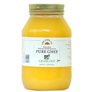 The Ghee Co. , Product-Ghee , 32 Oz , Made With Grade Aa Butter