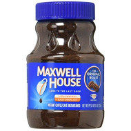 Maxwell House Original Roast Instant Coffee (8 oz Jars, Pack of 3)