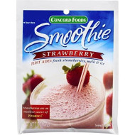 Strawberry Smoothie Mix 2 Oz (Pack Of 4)