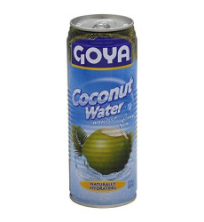 Goya Coconut Water 17.6 OZ(Pack of 4)