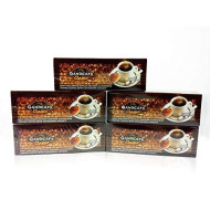 5 Boxes Ganocafe Classic Ganoderma Gourmet Coffee (30 Sachets Per Box)