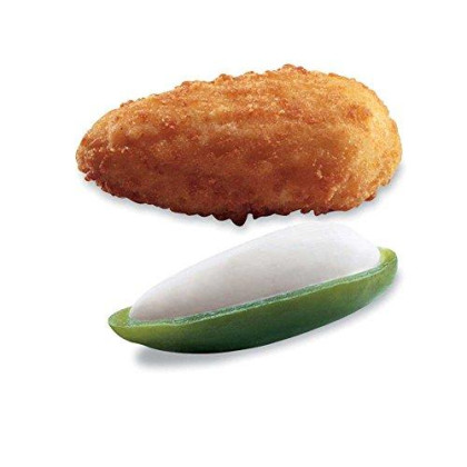 Mccain Poppers Breaded Ovenable Cream Cheese Stuffed Jalapeno - Appetizer, 2 Pound -- 6 Per Case.
