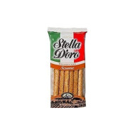 Stella Doro Breadsticks Sesame 16 Oz. Pack Of 3.