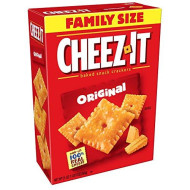 Cheez-It Baked Snack Crackers, Original, 21 Ounce