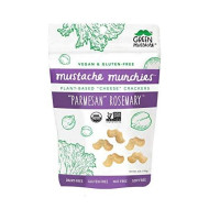 """Green Mustache Munchies """"Parmesan Rosemary"""" Crackers, 4 Oz., 3 Counts"""