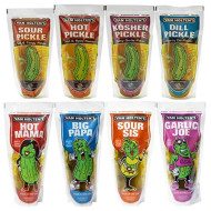Van Holtens 8 Pickle Sampler Variety Pack