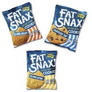 Fat Snax Cookies - Low Carb, Keto, And Sugar Free (Variety Pack, 12-Pack (24 Cookies)) - Keto-Friendly & Gluten-Free Snack Foods