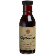 ZipSauce Original, Three 12-Ounce Glass Bottles