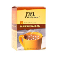 Healthsmart - High Protein Hot Chocolate With Marshmallows - Instant Diet Hot Cocoa Mix - 15G Protein - Low Sugar - Low Carb - Low Calorie - Aspartame Free - 7 Servings