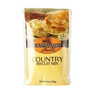 Southeastern Mills Country Biscuit Mix 6 Oz. Packet (Pack Of 4)