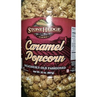 Stonehedge Farms Caramel Popcorn Deliciously Old Fashioned 32 Oz. Tall Tub Jar!!!!!!!!!