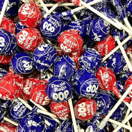 Tootsie Roll (Cherry And Grape)