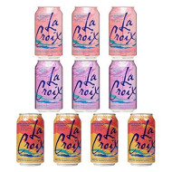 La Croix Grapefruit, Crans-Raspberry, Berry - Variety Pack, 12Oz Cans (10-Pack Variety, Total Of 120 Oz)