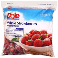 Dole Strawberries Whole, 5 Lb, (2 Count)
