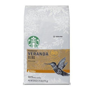 Starbucks Veranda Blend Light Blonde Roast Ground Coffee, 28 Ounce (Pack Of 1) Bag