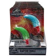 Frankford Candy Company Jurassic World Raptor Claws, 1.4 Ounce (Pack of 6)